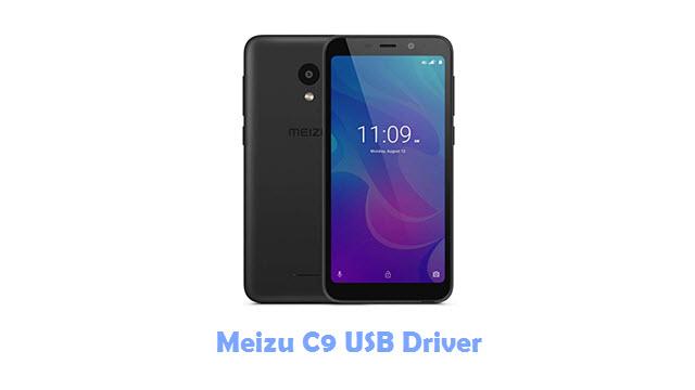 Meizu C9 USB Driver