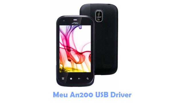 Download Meu An200 USB Driver