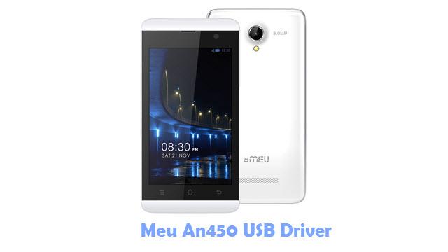 Download Meu An450 USB Driver