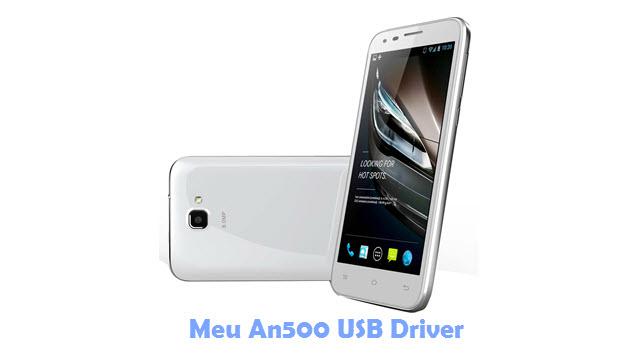 Download Meu An500 USB Driver