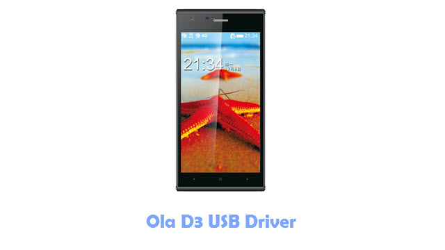 Download Ola D3 USB Driver