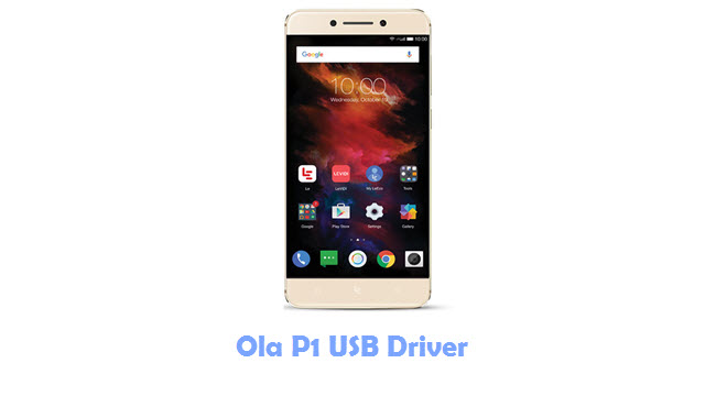 Download Ola P1 USB Driver
