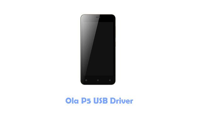 Download Ola P5 USB Driver