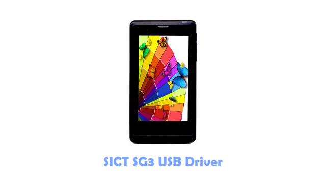 Download SICT SG3 USB Driver