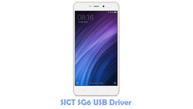 Download SICT SG6 USB Driver