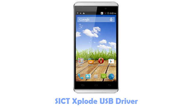 Download SICT Xplode USB Driver