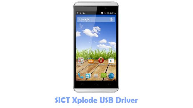 SICT Xplode USB Driver