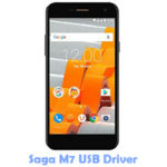 Download Saga M7 USB Driver