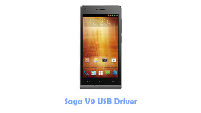 Saga V9 USB Driver
