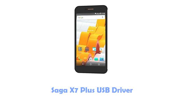 Saga X7 Plus USB Driver