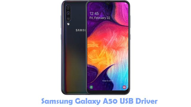 Samsung Galaxy A50 USB Driver