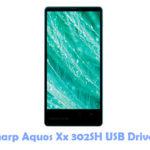 Download Sharp Aquos Xx 302SH USB Driver