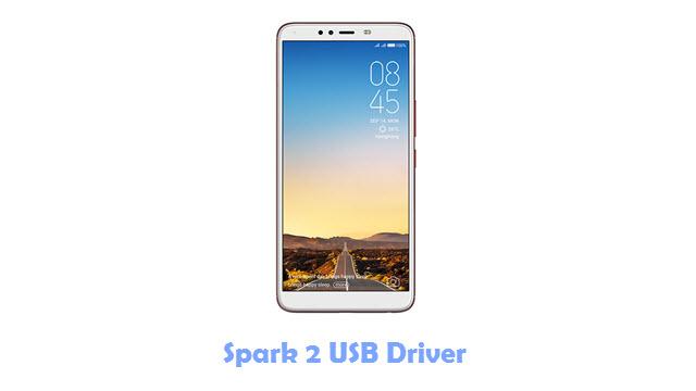 Spark 2 USB Driver