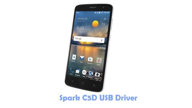 Spark C5D USB Driver