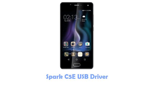Spark C5E USB Driver