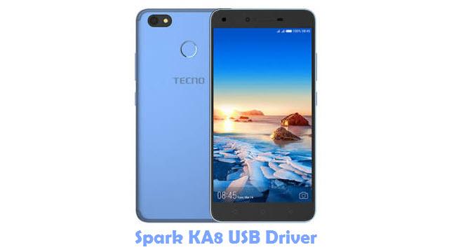 Spark KA8 USB Driver