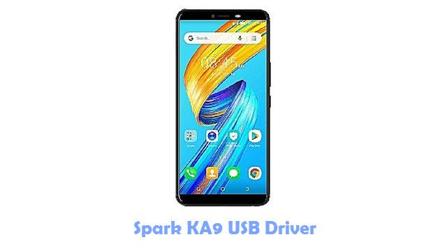 Spark KA9 USB Driver