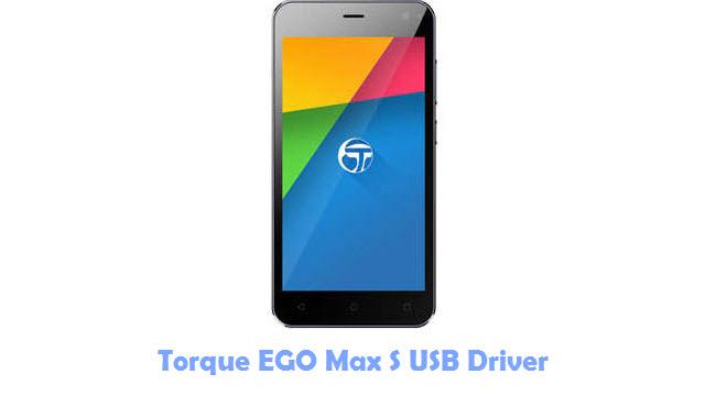 Torque EGO Max S USB Driver