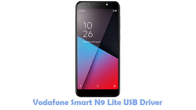 Download Vodafone Smart N9 Lite USB Driver