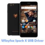 Wileyfox Spark X USB Driver