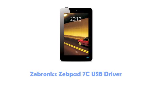 Zebronics Zebpad 7C USB Driver