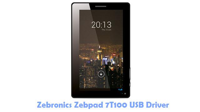 Zebronics Zebpad 7T100 USB Driver