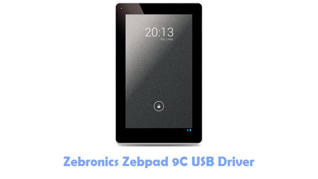 Zebronics Zebpad 9C USB Driver