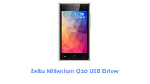 Zelta Millenium Q20 USB Driver