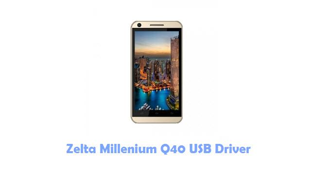 Download Zelta Millenium Q40 USB Driver