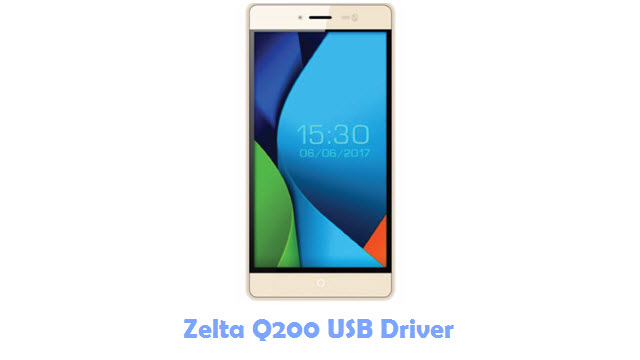 Download Zelta Q200 USB Driver