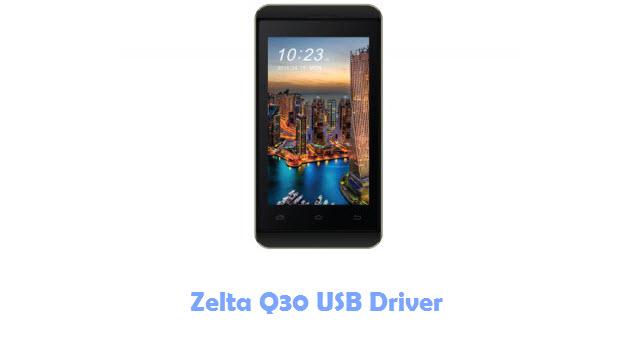 Download Zelta Q30 USB Driver