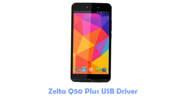 Download Zelta Q50 Plus USB Driver