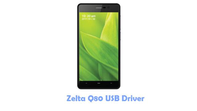 Download Zelta Q80 USB Driver