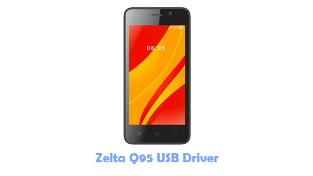 Download Zelta Q95 USB Driver