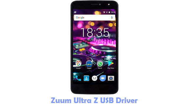 Zuum Ultra Z USB Driver