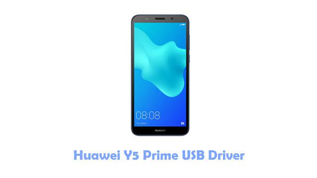 Huawei Y5 Prime USB Driver