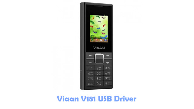 Viaan V181 USB Driver