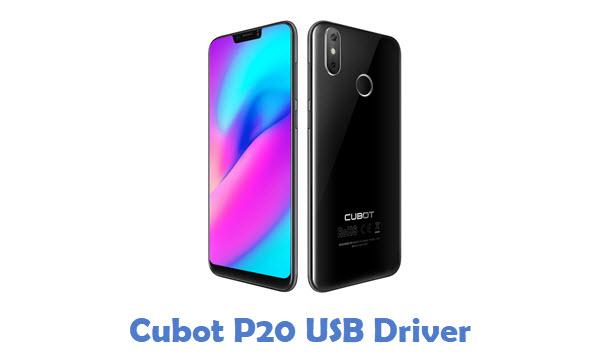 Cubot P20 USB Driver