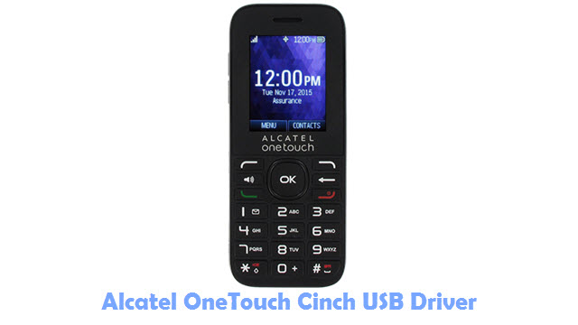 Download Alcatel OneTouch Cinch USB Driver
