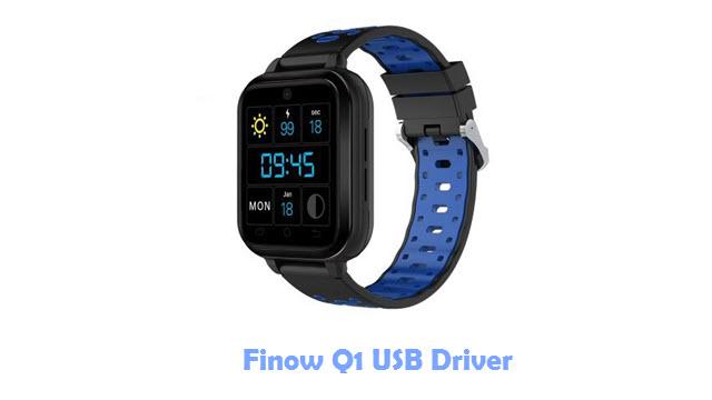 Finow Q1 USB Driver