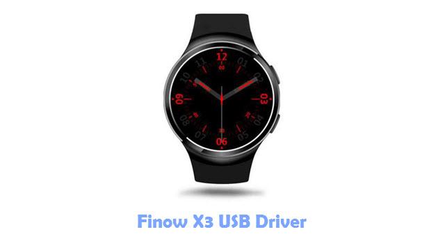 Download Finow X3 USB Driver