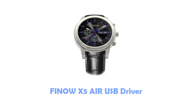 Download Finow X5 Air USB Driver