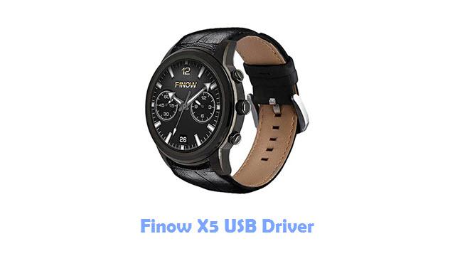 Download Finow X5 USB Driver