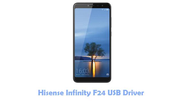Download Hisense Infinity F24 USB Driver