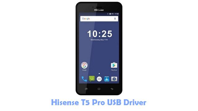 Download Hisense T5 Pro USB Driver