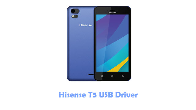 Download Hisense T5 USB Driver