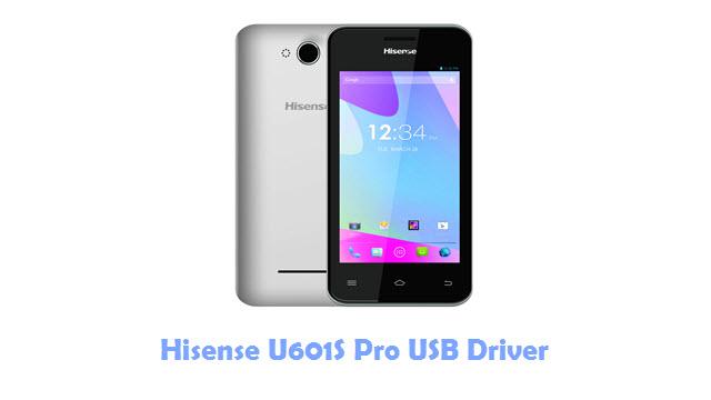 Download Hisense U601S Pro USB Driver