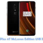 Download OnePlus 6T McLaren Edition USB Driver
