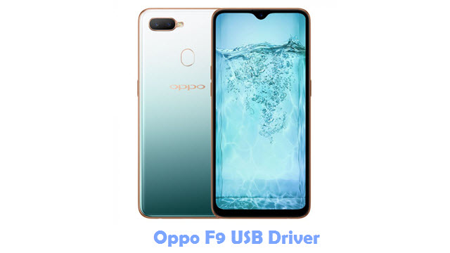 Download Oppo F9 USB Driver