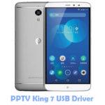 PPTV King 7 USB Driver